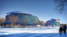 HUNGARIAN MUSEUM OF ARCHITECTURE & FOTOMUSEUM BY LEAD