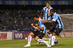 Gol do Grêmio é emoção!