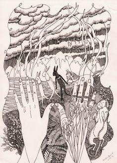 Illustrations - Alida Bevirt
