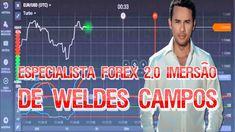 Especialista Forex 2.0 Imersão de Weldes Campos