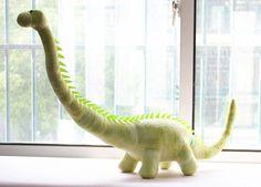 Hey, I found this really awesome Etsy listing at https://www.etsy.com/listing/236721939/simulation-dinosaur-diplodocus-plush