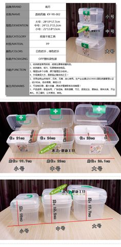 Pyxides много слой компактный аптечка многофункциональный медицина коробка купить на AliExpress