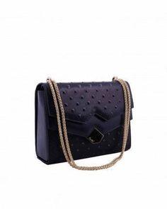 Moni & J Handbags Chou Bag - Black