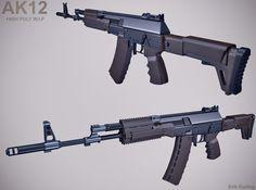 AK12 - Polycount Forum