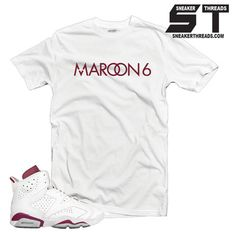 sports shoes 3c458 5c8ca Jordan 6 gatorade shirts match UNC 6 sneaker tee. Official gatorade 6.