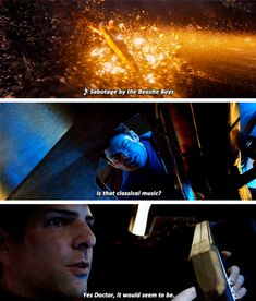 Star Trek Beyond | Bones & Spock