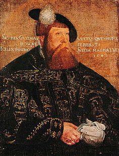 Gustavo I Vasa (1496-1560), Rei da Suécia