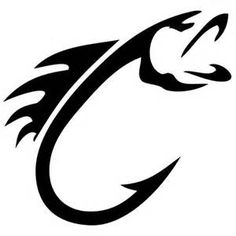 fishing vinyl decal clip art - Yahoo Image Search Results