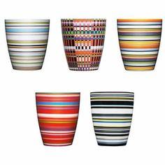 iittala Origo Mug / Tumbler by Yvette Lendore Hot Store, Copper Mugs, Pottery Mugs, Table Flowers, Espresso Cups, Ceramic Cups, Vases Decor, Serving Platters, All Modern