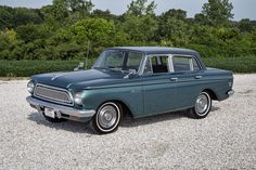 1963 American Rambler 330 Deluxe 4-Door Sedan Maintenance of old vehicles: the material for new cogs/casters/gears/pads could be cast polyamide which I (Cast polyamide) can produce