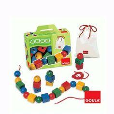 Motricità fine per i più piccoli - Perle e cubi Cubes, Nintendo 64, Logos, Children, Logo