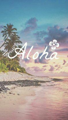 Say Aloha To This Beautiful IPhone Wallpaper