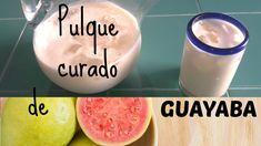 Pulque curado de guayaba FOZITA INIESTA