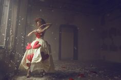 Princess by Lenka Srsnova, via Behance