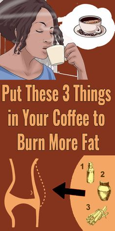 Put These 3 Things in Your Coffee to Burn More Fat - The Health Resolution Basal Metabolic Rate, Beauty Games, Natural Health Remedies, Herbal Remedies, Natural Cures, Natural Beauty Tips, Natural Hair, Diy Beauty, Boost Metabolism
