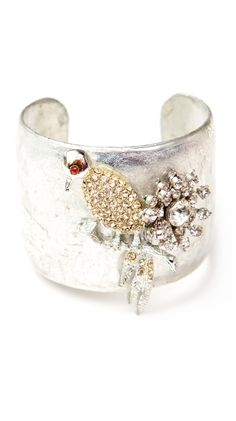 Mallory Vintage Cuff by Evocateur