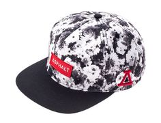 Clash Snapback Cap by ASPHALT YACHT CLUB