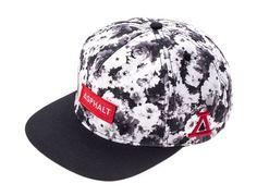 Clash Snapback Cap by ASPHALT YACHT CLUB