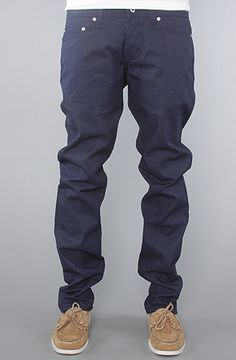 dave Naked & Famous The Weird Guy Jeans in Lightweight Painter Denim Wash : Karmaloop.com - Global Concrete Culture