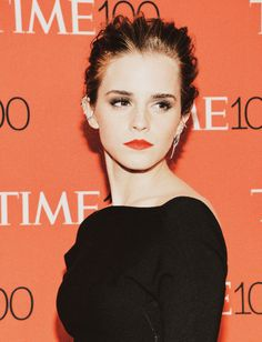 Emma Watson attends TIME 100 Gala, at Jazz at Lincoln Center on April 21, 2015 in New York City