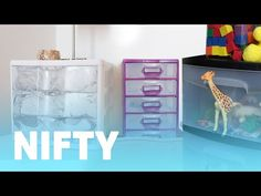 7 Easy Ways To Upgrade Plastic Drawers - YouTube