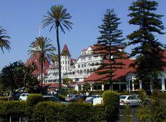 Hotel Del Coronado - San Diego, CA