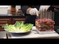 Skewer Kebab Maker Box ProCube by Rostigrill - YouTube