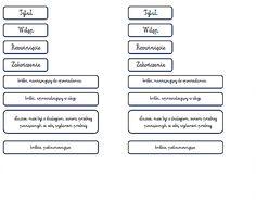 Wprowadzenie do redagowania opowiadania w okejowych zeszytach moich uczniów :)Elementy opowiadania -> TUTAJKieszonki -> TUTAJKryteria sukcesu -> TUTAJ Speech Language Therapy