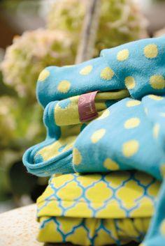 Strick - ganz bunt und farbenfroh!