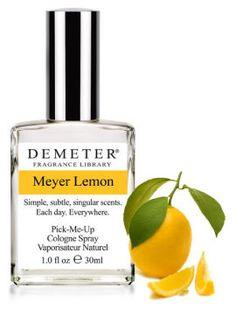 Meyer Lemon Demeter Fragrance for women and men