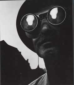 W. Eugene Smith: Egy acélmunkás portréja, Pittsburgh | Portrait of Steelworker, Pittsburgh, 1955-1956