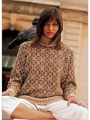 Ravelry: Timeless Fair Isle pattern by Shirley Paden