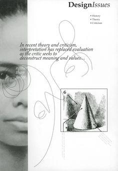 Issue 13:2 (Summer 1997) | Designer: Lucille Tenazas