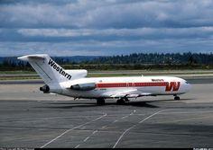 Delta / Western 727-100