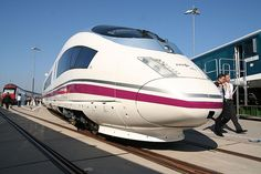 AVE Class 103 Renfe Spain