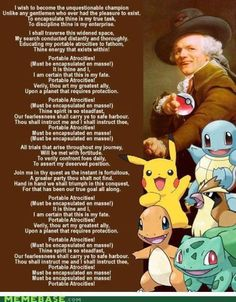 pokemon song, old guy style