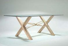 mesa-tampo-vidro-pes-madeira.jpg (600×401)