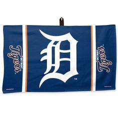 "Detroit Tigers WinCraft 14"" x 24"" Waffle Towel - $14.99"