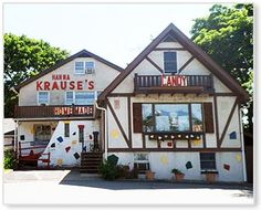 Love their chocolate!!!  Hanna Krause Candy   Paramus, NJ  & Toms River, NJ