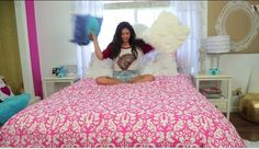 Bethany Mota Fall Room Decor Video LOVED HER OLD ROOM
