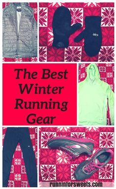 The Best Winter Running Gear | Running Clothes | Winter Running