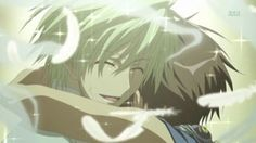 Mikage and Teito - 07 Ghost