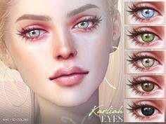 Pralinesims' Karliah Eyes N142