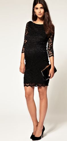 ASOS maternity lace dress - you are on my list for next time!