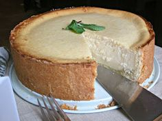 Hungry Couple: A German Inspired Cheesecake