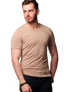 Erkek T-Shirt Vyd Toprak | Modelleri ve Uygun Fiyat Avantajıyla | Modabenle