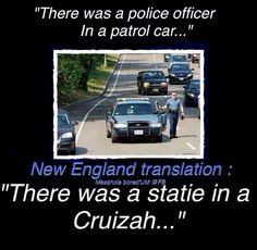 Boston lingo