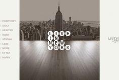 Mardegan Legno - collezione Live in NY