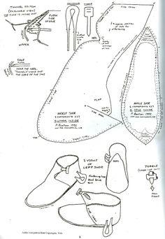 Viking shoes?