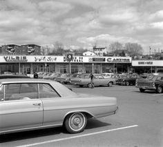 Centre d'achats King  1970